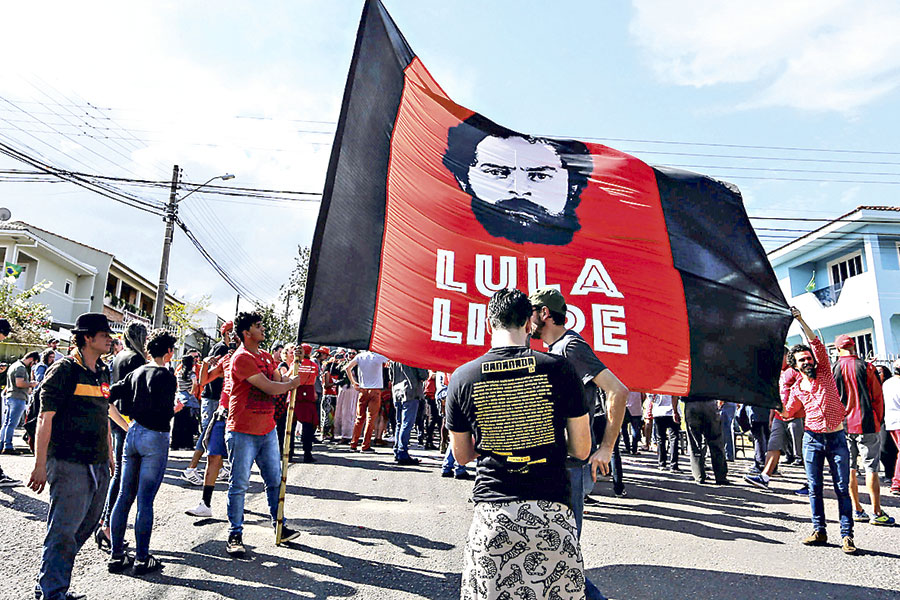 """Celso Amorim, ex canciller de Lula: """"Sería muy importante que la Presidenta Bachelet viniera a verlo"""""""
