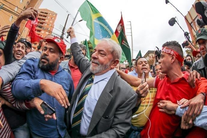 Lula pode ser registrado? Lula pode ser candidato?