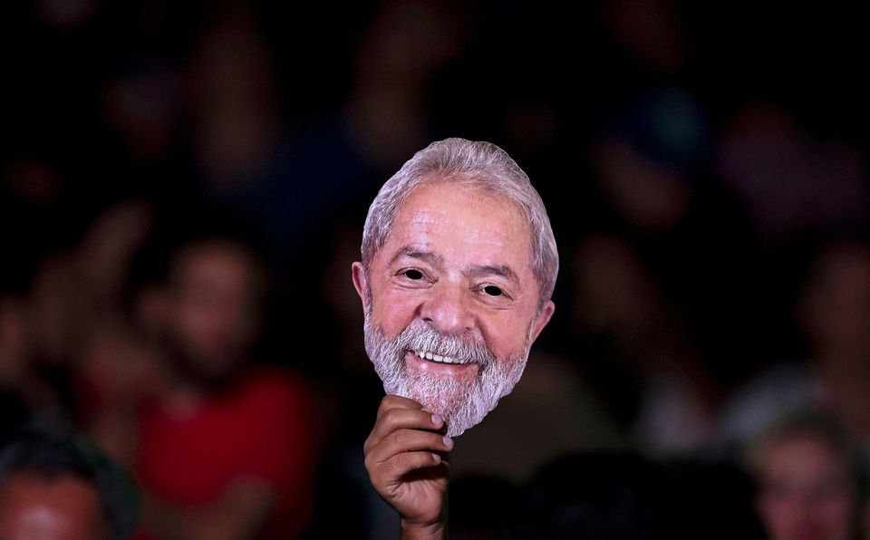 Le taulard Lula à la présidentielle, permission impossible?