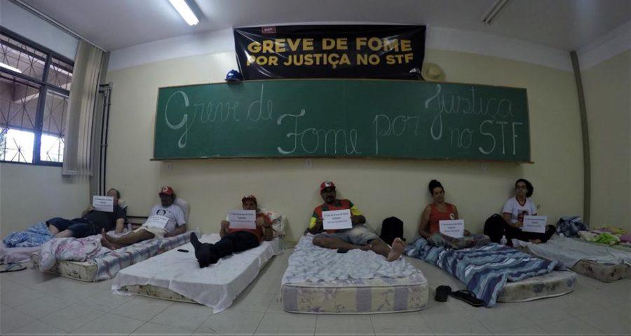 [Brasil] Inician huelga de hambre por la libertad de Lula