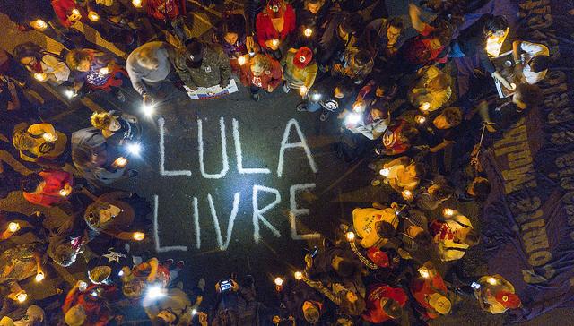 Marcha Nacional Lula Livre tem objetivo pedagógico, afirmam movimentos