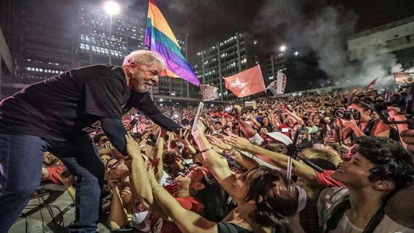 Ciudades del mundo organizan actos en respaldo a Lula