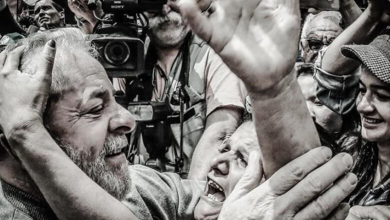 Carta de Lula para el encuentro Nacional del PT