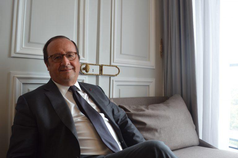 François Hollande, ex-presidente da França, defende direito de Lula de ser candidato