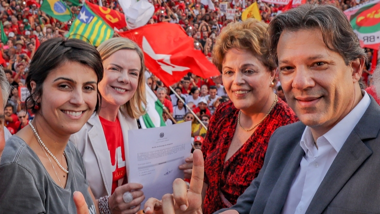 The Brazilian Elite's Plan to Destroy the Workers' Party Has Failed