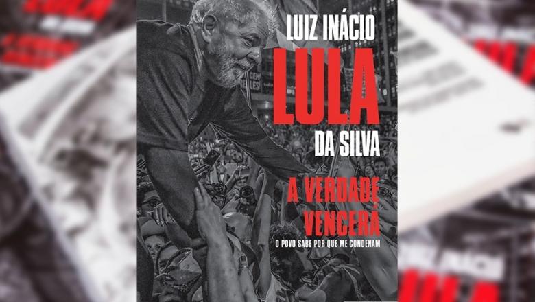 """""""Truth will prevail"""": livro de Lula é lançado nos EUA"""