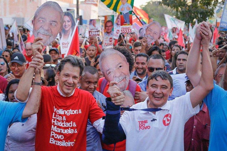 Lula já ganhou, sem ser candidato