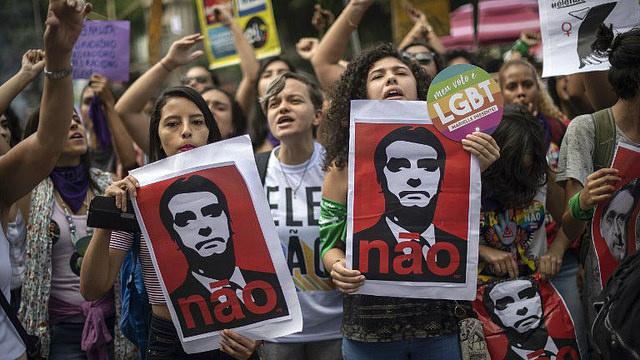 A eleição terminou, mas a luta está apenas começando: seguimos de cabeça erguida resistindo pelo Brasil!