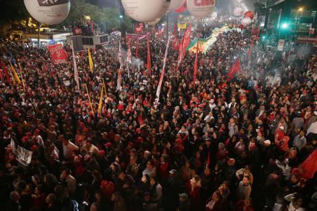 Alertamos del golpe a la democracia en Brasil y sus consecuencias globales