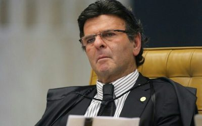 Como a censura de Fux a entrevista de Lula constrange o Direito
