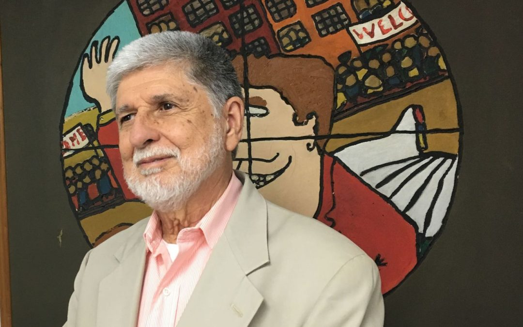 """Amorim: """"Aujourd'hui, la démocratie est menacée au Brésil"""""""