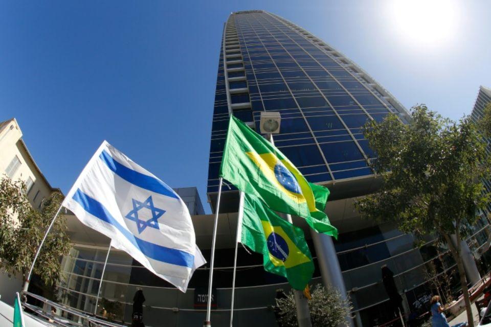 Bolsonaro compte transférer l'ambassade du Brésil en Israël à Jérusalem
