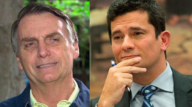 Después de sacar a Lula del juego, Moro acepta Ministerio de Justicia de Bolsonaro