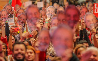 Moção do parlamento britânico defende liberdade de Lula