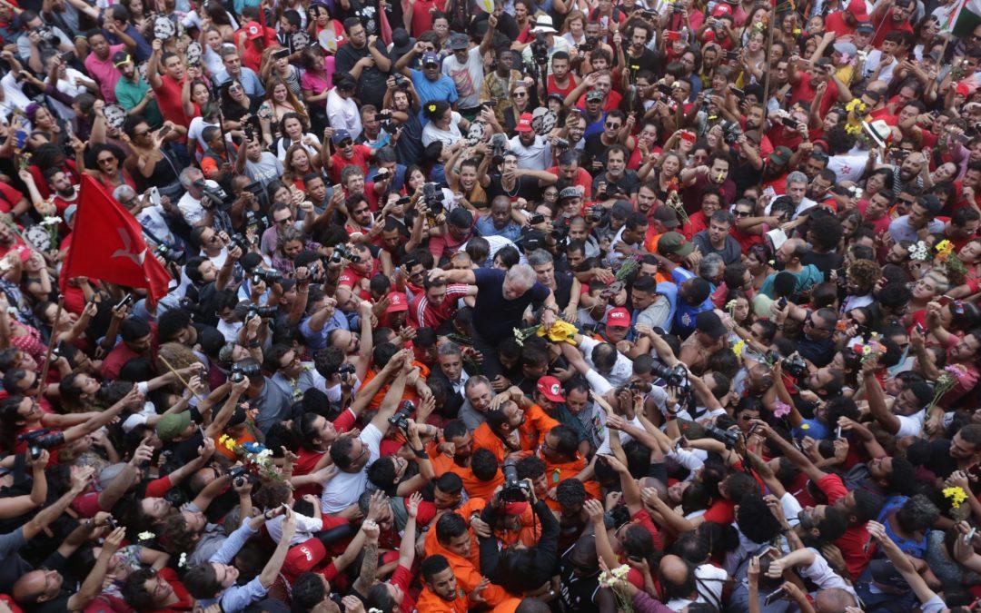 Nova ação contra Lula é mais um atentado ao estado de Direito
