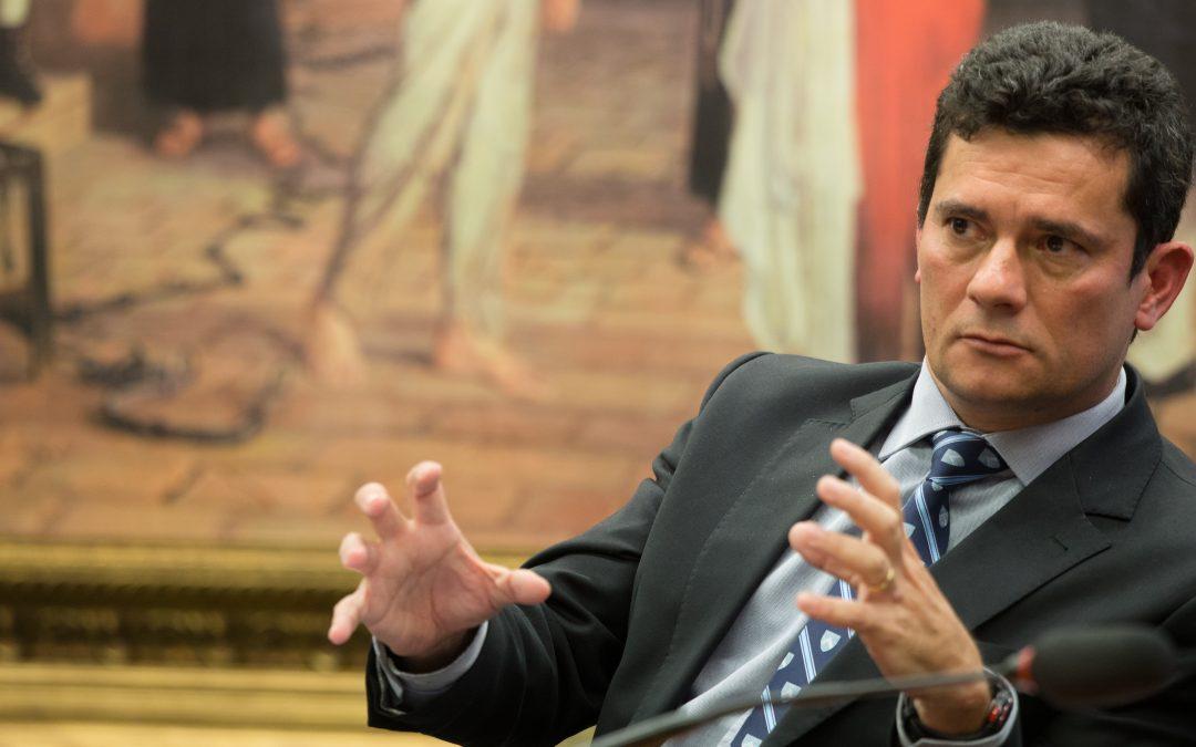 JUDGE SÉRGIO MORO WILL BE MINISTER AT BOLSONARO ADMINISTRATION