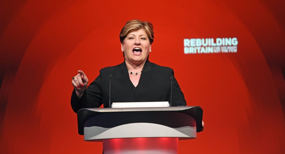 Thornberry slams 'politics of hatred' at launch of Brazil Solidarity Initiative