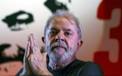 Lula: Moro teve uma agenda política