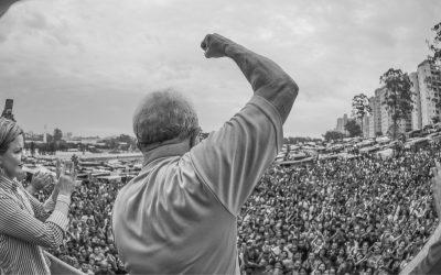 """Lula: """"Não quero favores, quero simplesmente justiça"""""""