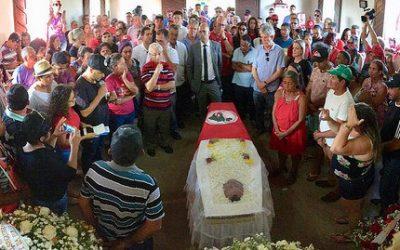 Dois trabalhadores do MST são assassinados em acampamento na Paraíba