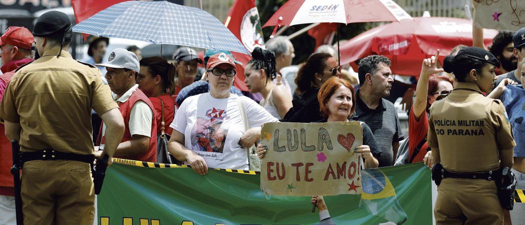 Table Ronde. Pourquoi fault-il libérer Lula?