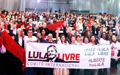 Lula: Carta à Confederação Internacional