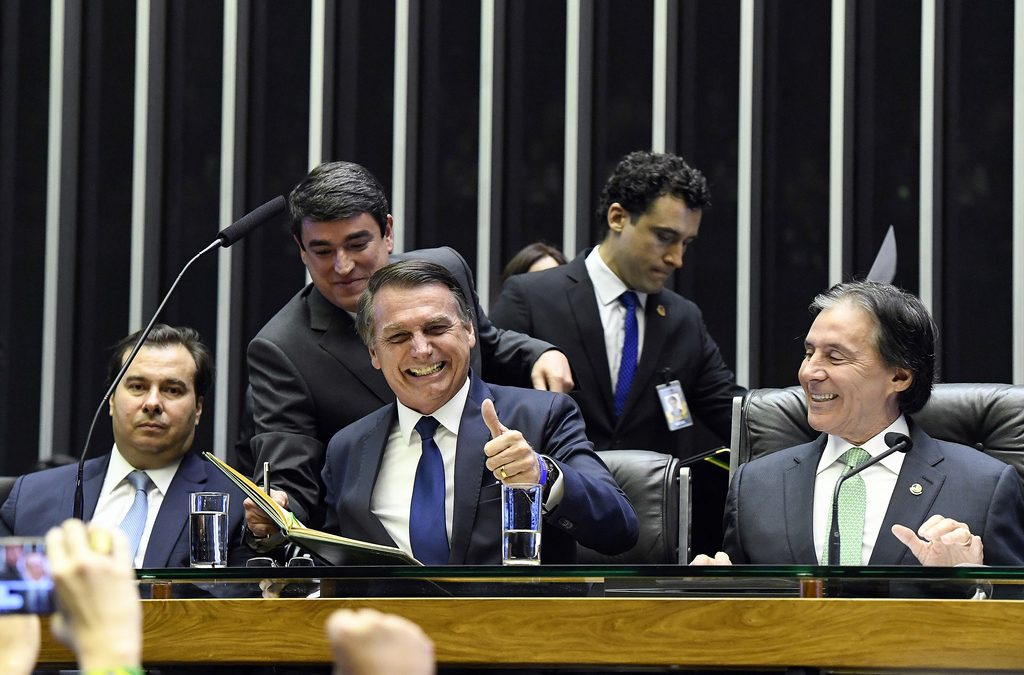 Brazil shows us how capitalism stamps out democracy
