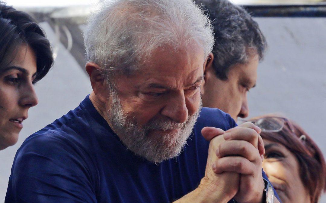Defensa de Lula llevará a ONU restricción visitas impuesta por jueza