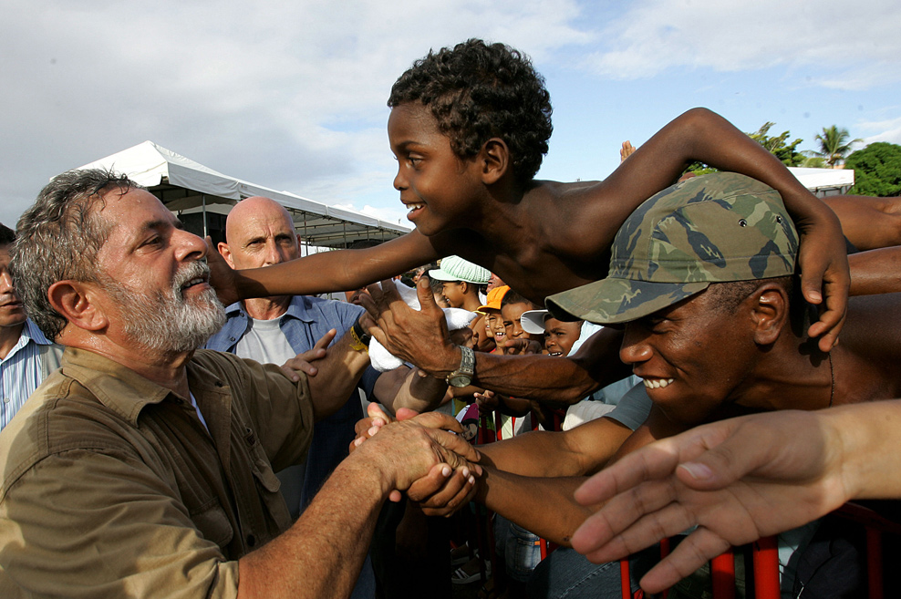 Lula: A Peace Celebration
