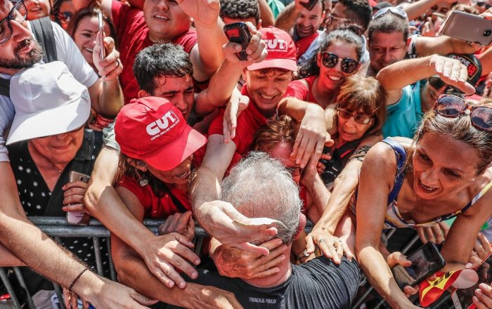 Find out why Lula should (and deserves) to be nominated for the Nobel Peace Prize