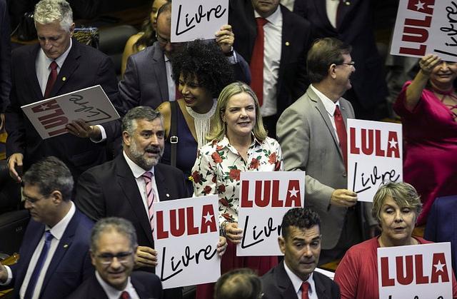 """""""Il n'y a aucune preuve"""", a dit l'avocat de Lula sur l'affaire du site d'Atibaia"""