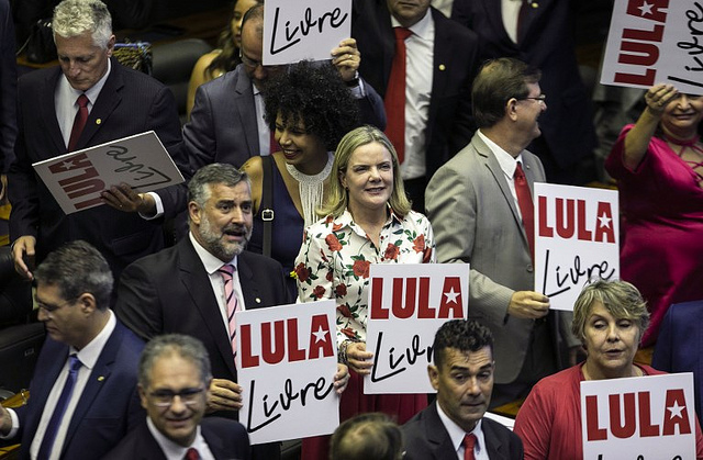 There is no evidence to support Lula's new graft conviction, defense says