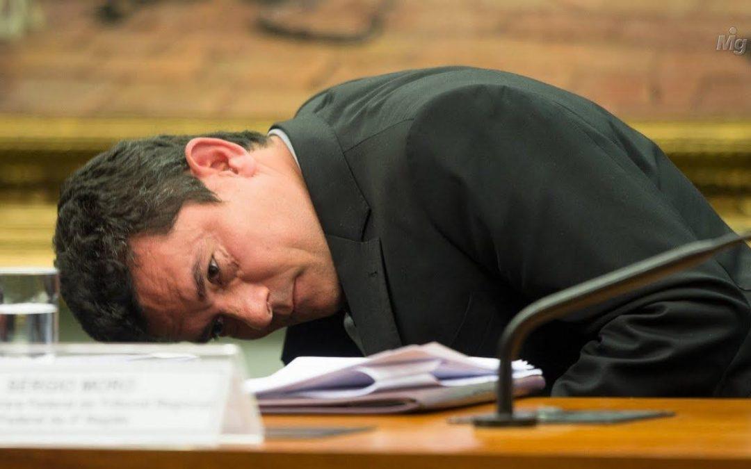 Sérgio Moro, de 'herói' anticorrupção a aliado do Clã Bolsonaro