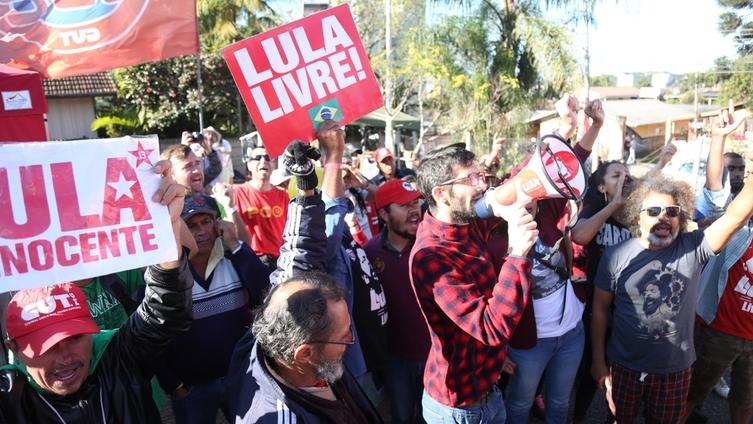 """Lula: """"Até hoje eles não têm nenhuma prova"""""""