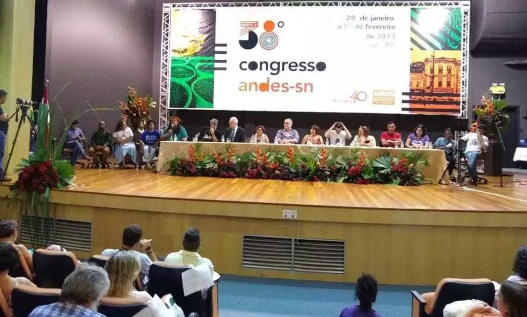 Em deliberação histórica, Congresso do Andes se soma à luta por Lula Livre