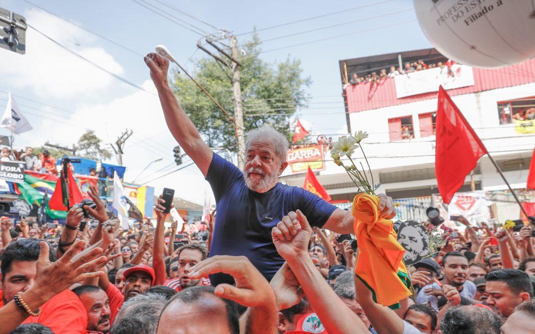 ¿Es Lula víctima de persecución política?
