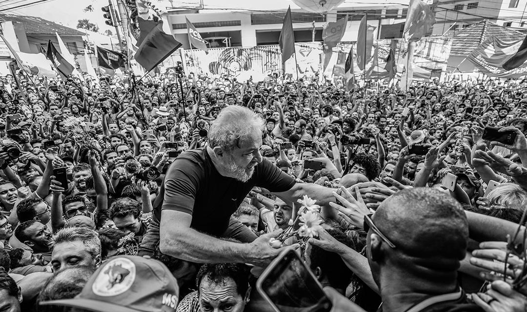 Carta do presidente Lula aos comitês Lula Livre